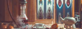 Кальян+чай